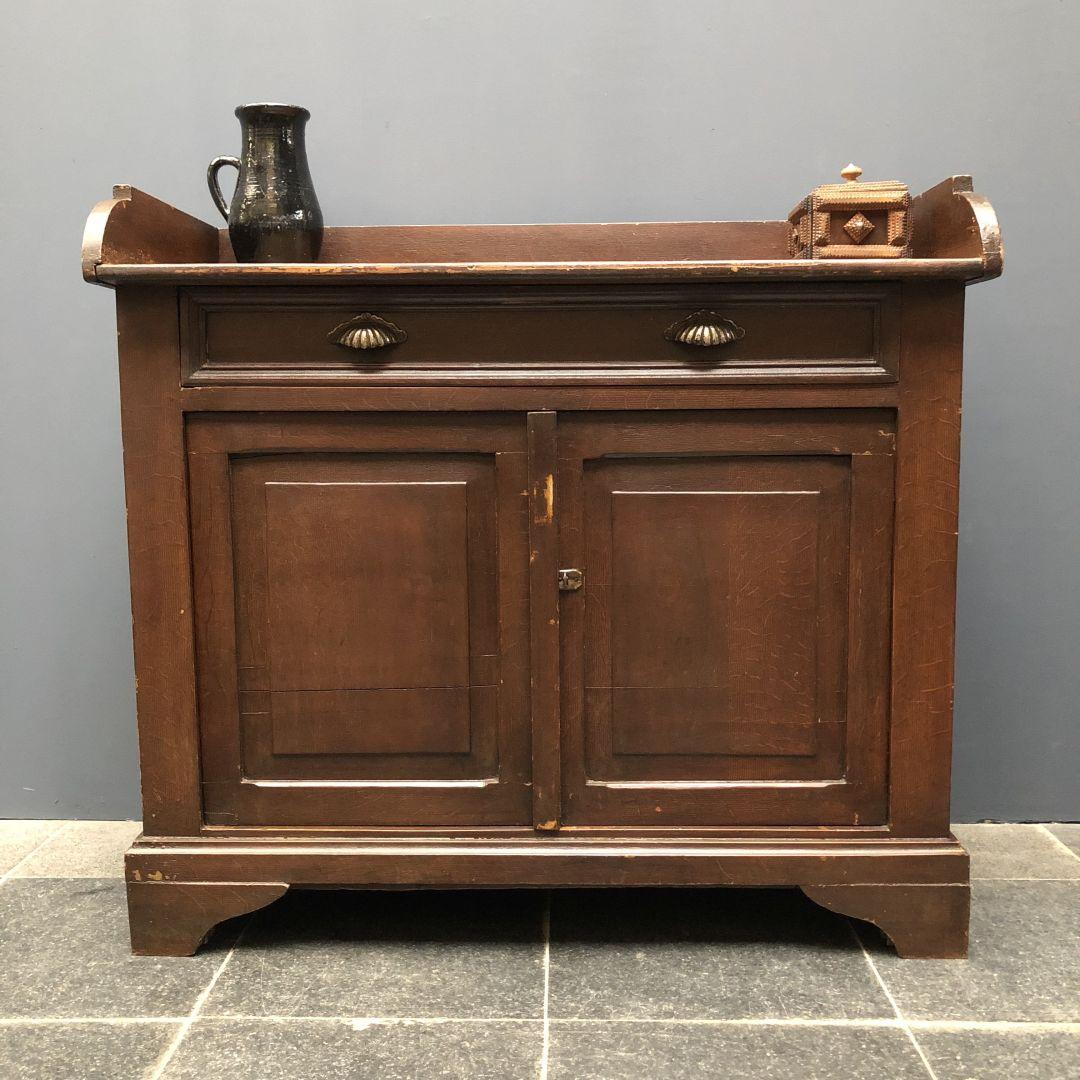 Franse commode uit eind 1800