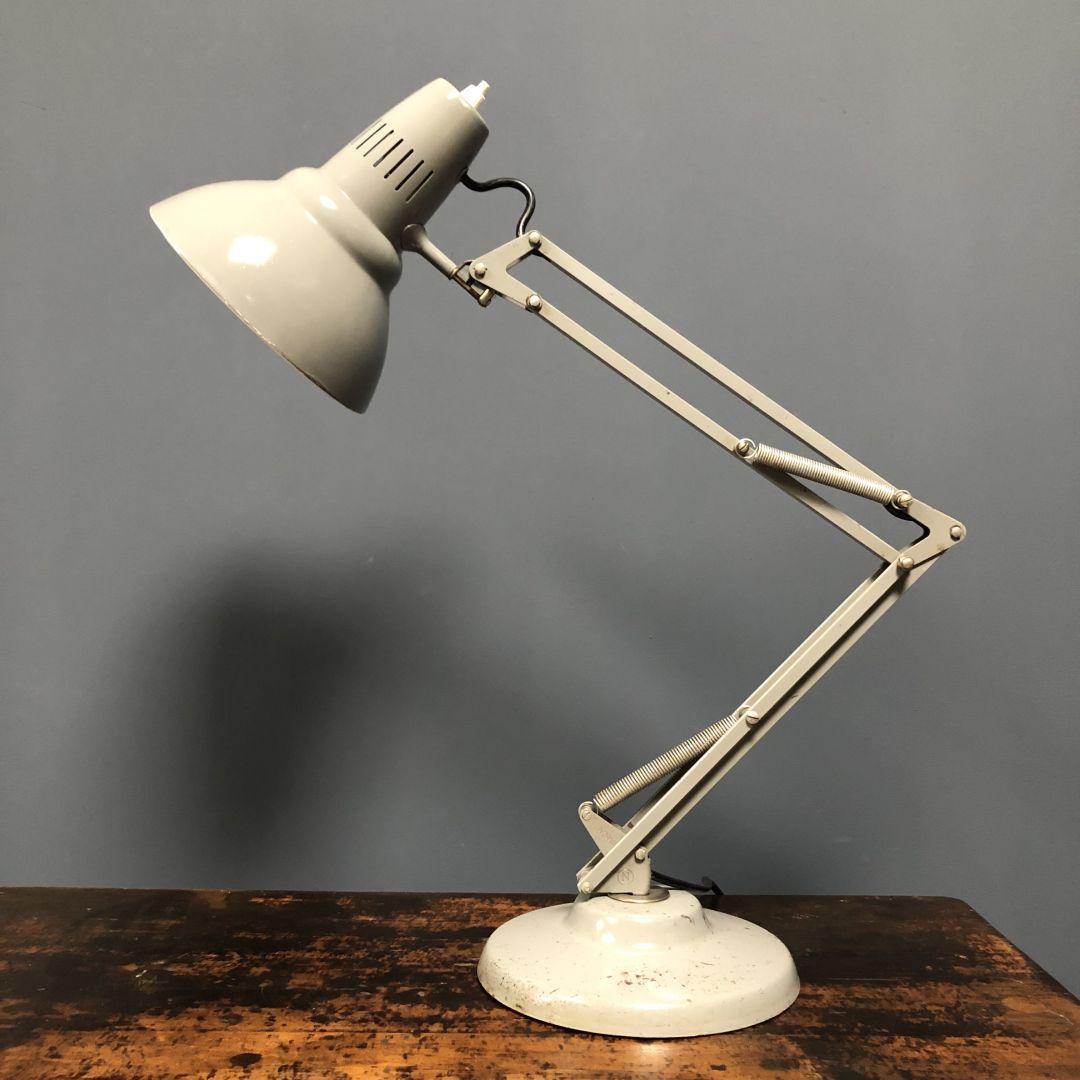 Engelse Anglepoise bureaulamp