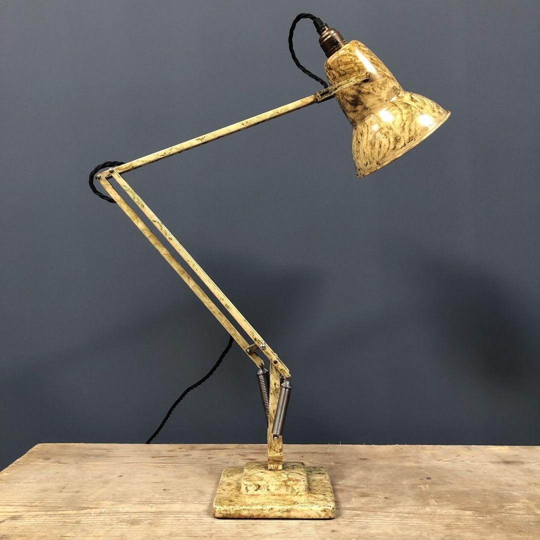 Engelse Herbert Terry & Sons Anglepoise bureaulamp