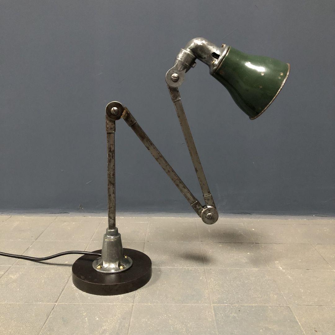 Engelse Invisaflex machinelamp