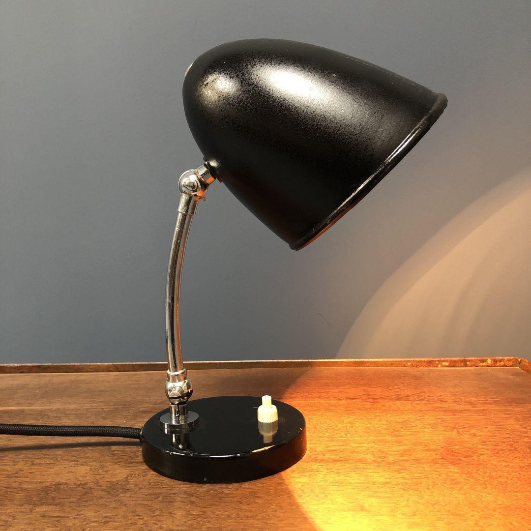 Klein Bauhaus lampje
