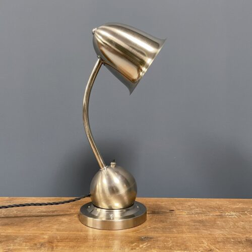 Schitterende Gispen bureaulamp