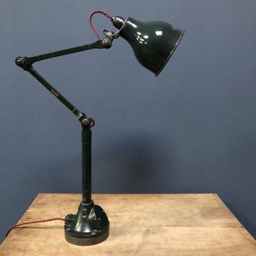 Engelse Mek Elek machinelamp