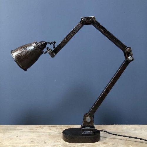 Engelse Memlite machinelamp