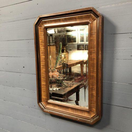 Franse art deco spiegel