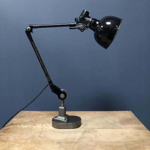 Zwarte Rademacher tafellamp