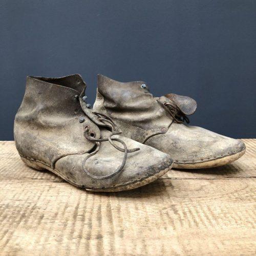 Set Franse schoenen WOII