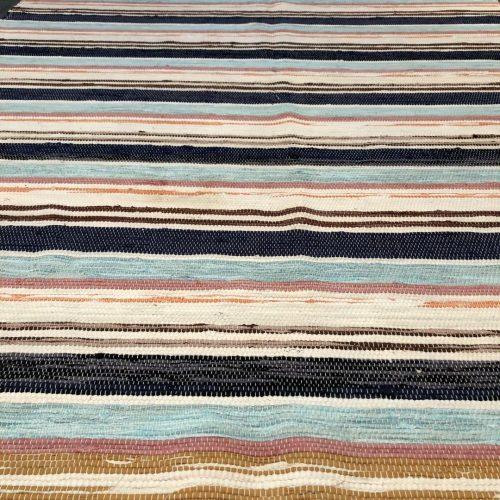 Oud Zweeds kleed met verschillende kleuren