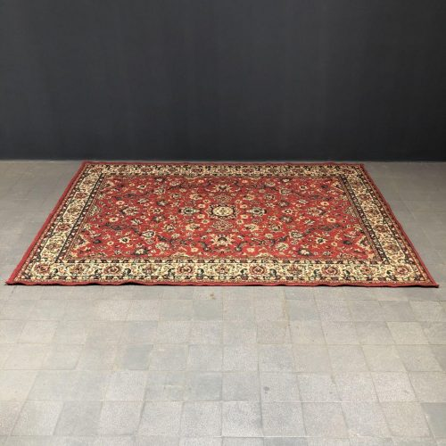 Groot Perzisch kleed met bloemenmotief