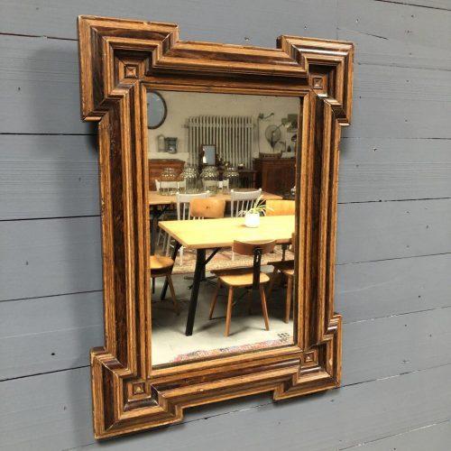Prachtige Art Deco spiegel