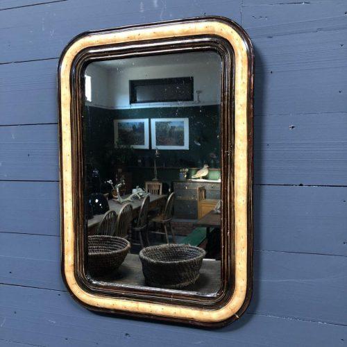 Franse biedermeier spiegel